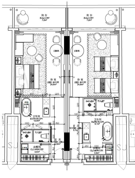 layout quarto hotel pin de pawaroot pibulrat em layout pinterest hoteis