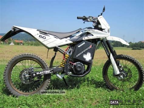 Cross Motorrad 48 Ps by 2009 Quantya Track 48