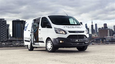 Ford Transit Review 2017 ford transit custom automatic review caradvice