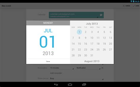 Aaps Calendar Best Android Calendar Apps For Phones And Tablets