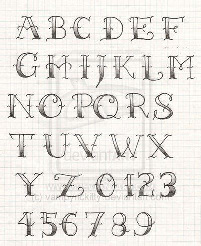 old school tattoo alphabet old school tattoo lettering lettering practice by