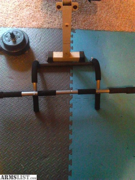 bench 300 lbs armslist for sale trade weight bench and 300 pounds of