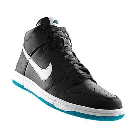 nike panthers shoes carolina panthers custom nike hi tops all black