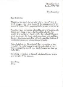 An Informal Essay by Sle Of Informal Letter Essay Reportthenews631 Web Fc2