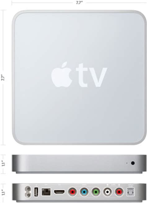 format audio airplay how many generations of apple tv are there