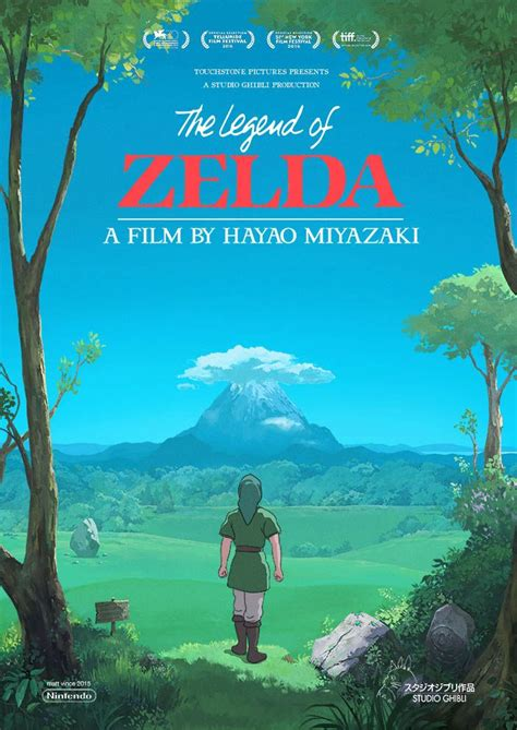 film de ghibli if the legend of zelda were a ghibli movie ghibli movies