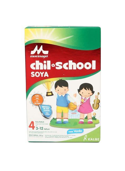 Chil School Soya 300gr morinaga chil school soya prtmbhn4 vanila box 300g klikindomaret