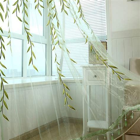 vorhang afrika design gardinen f 252 r wohnzimmer eine durchsichtige dekoration