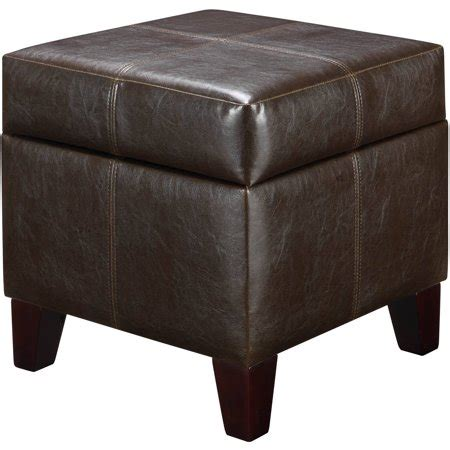 small ottoman storage dorel living small storage ottoman colors