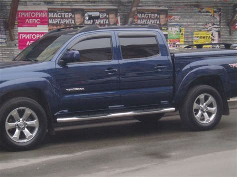 Toyota Tacomas For Sale 2006 Toyota Tacoma For Sale 4 0 Gasoline Manual For Sale