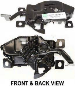 honda accord parts gt 2002 honda accord latch steel