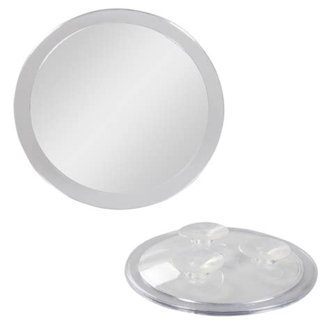 Suction Mirror Bathroom 216 17 Cm Cosmetic Mirror Mirror Suction Cups Bathroom Mirror Make Up Mirror Ebay