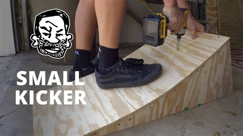 Kickers Mountain 3 let s build a portable kicker r for bmx or mtb bici