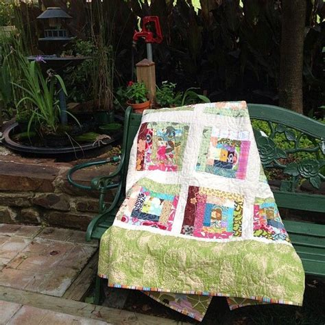 380 best images about quilt log cabin style on