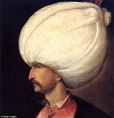 Ottoman Empire Suleiman The Magnificent Suleiman The Magnificent Of The Ottoman Empire S Lost Found In Hungary Daily Mail