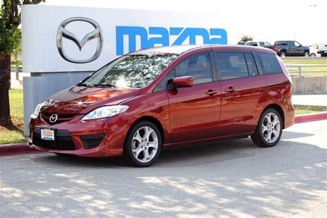 mazda minivan mazda 5 2 3 minivan for sale used cars on buysellsearch