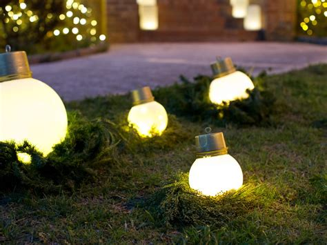 home made outdoor christmas decorations 40 homemade christmas lights decorations ideas magment