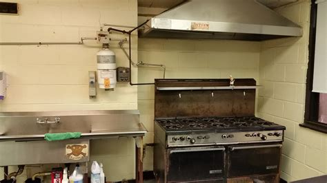 Commercial Kitchen Exhaust Hood Design by Nycha Fire Suppression System Retrofit