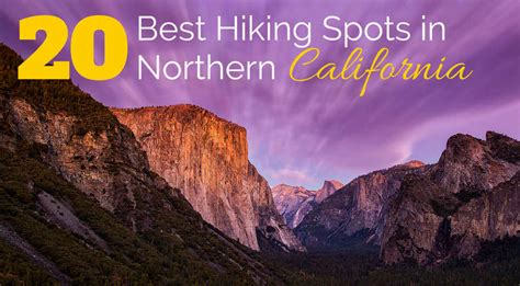 Top Mba In Northern California by The 20 Best Hiking Spots In Northern California