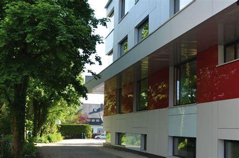 architekt detmold neubau lehr und verwaltungstrakt sowie lehrrestaurant