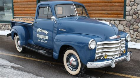 Home Design Center Garden Village Way Greensboro Nc by 100 1948 1953 Chevrolet Series 3100 Chevrolet 3100