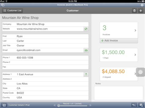 layout view state filemaker the mac office estimates and invoices filemaker pro 12