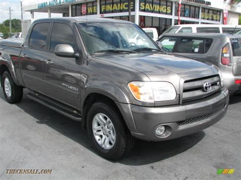 2006 Toyota Tundra Limited Cab For Sale 2006 Toyota Tundra Limited Cab In Phantom Gray