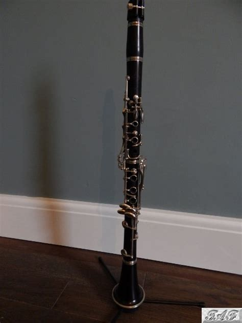 buffet cron e13 wooden bb clarinet item mi 100906 for