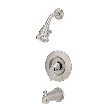 3 Handle Tub And Shower Faucets by Pfister Parisa Single Handle 3 Spray Tub And Shower Faucet