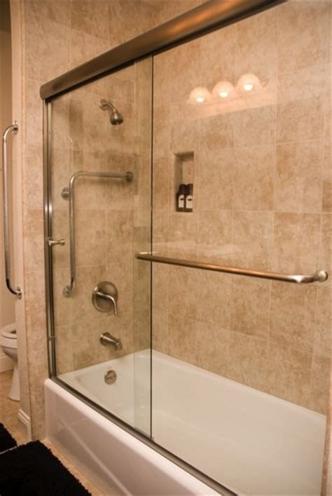 Bathroom Fixtures Sacramento Style Bypass Bathtub Enclosure Bathroom Sacramento By Superior Shower Door More Inc