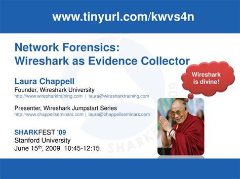 wireshark tutorial laura chappell ppt wireshark is divine powerpoint presentation id