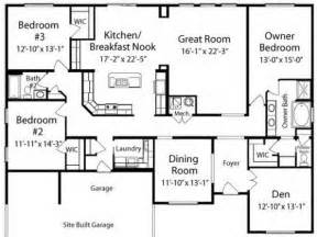 House Floor Plans Com by Flooring Ranch House Floor Plans Unique American Floor