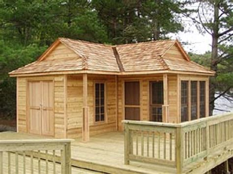 Cabin Cottage Plans | small cottage kits cottage and cabin kits affordable