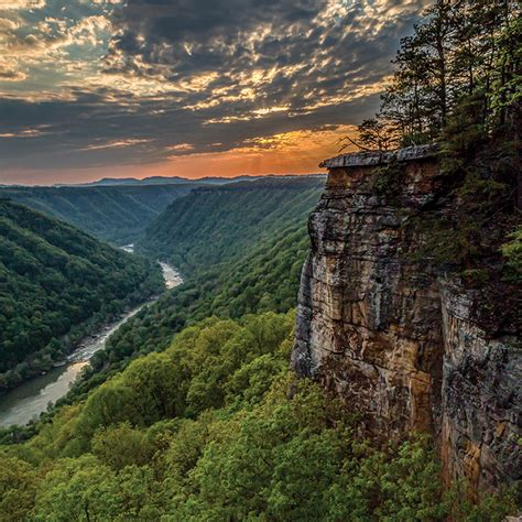 West Virgina Search See The South National Parks Of Southern West Virginia