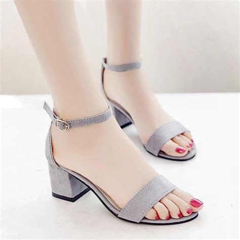 Sepatu Heel Mocca moya sepatu wanita wedges ankle cy07 salem daftar