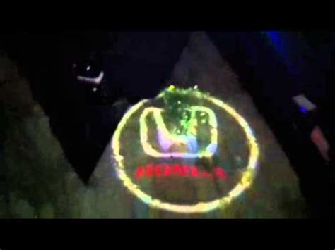 Door Light Pintu Logo Honda civic door led light honda logo