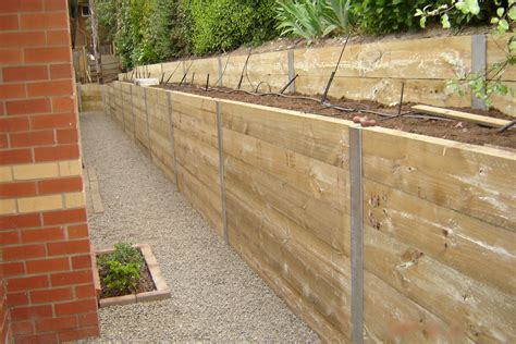 retaining walls melbourne cm landscaping
