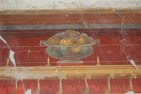 Roman Style Home Decor Villa Oplontis Wall Paintings Open Conted Ox Ac Uk Beta