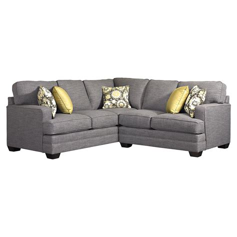 Sectionals At Furniture by Sectional Sofa By Bassett Furniture Bassett Sectional Sofas
