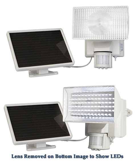 80 led solar security light 80 led security flood light