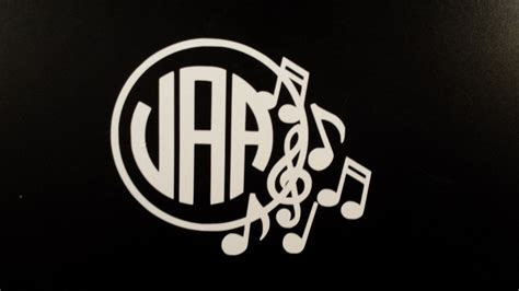 Band Car Stickers band decal band monogram band sticker marching band