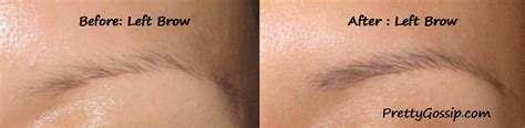 eyebrow tattoo before and after i tattooed my eyebrows