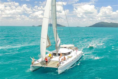 catamaran whitsundays home whitsunday catamarans