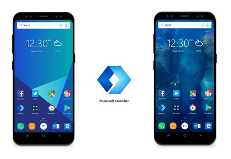 microsoft android microsoft releases launcher for android