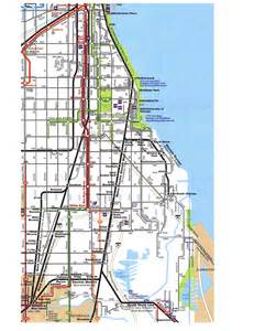Chicago Map South Side by South Side Chicago Map