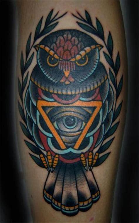owl tattoo underarm arm owl tattoo by seven devils