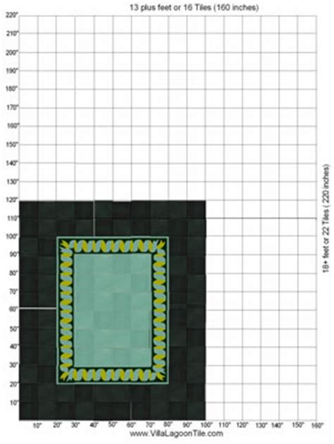 tile layout grid online how to measure for cement tiles villa lagoon tile