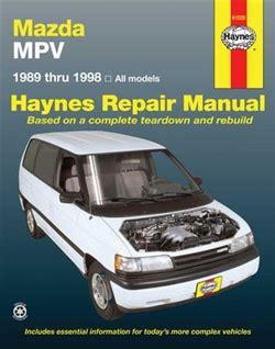 Van Manual Repair Service Shop Manuals