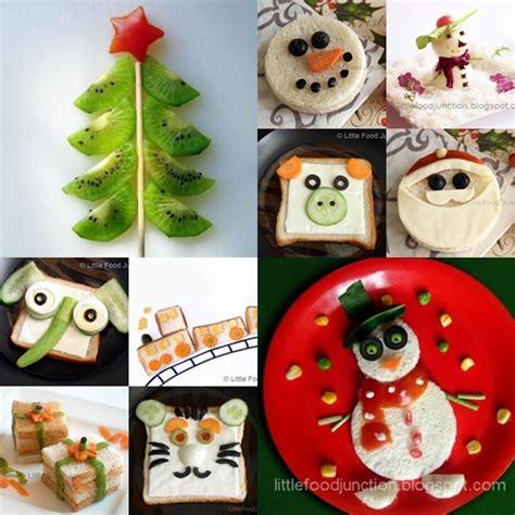 imagenes graciosas comida navidad recetas infantiles de navidad recetas divertidas