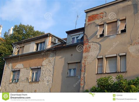 house falling apart house falling apart royalty free stock photos image 1234458